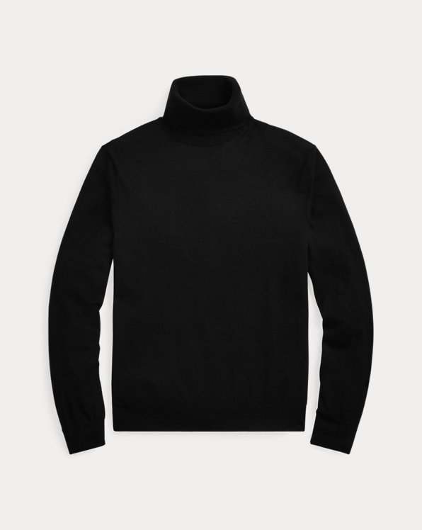 Cashmere Turtleneck Jumper