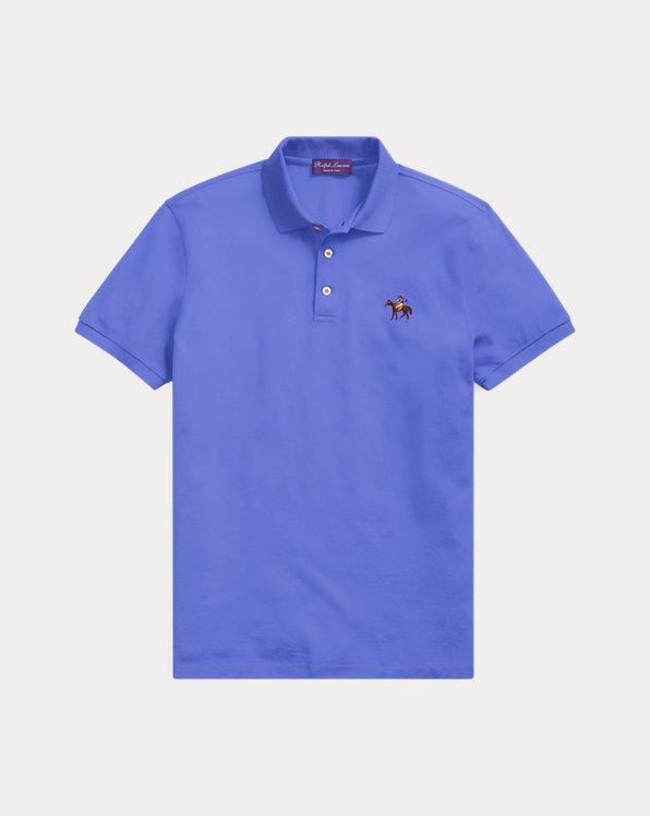 Custom Slim Fit Piqué Polo Shirt