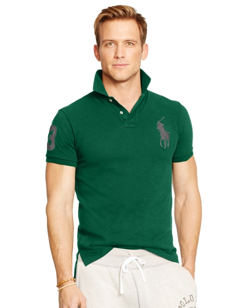 75c9a6b11 Polo Ralph Lauren Custom-Fit Big Pony Polo 1