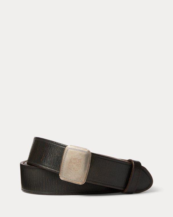 Vincennes Leather Belt