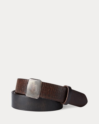 Vincennes Leather Belt