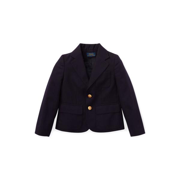 폴로 랄프로렌 여아용 블레이져 Polo Ralph Lauren Wool Blazer,Greenwich Navy