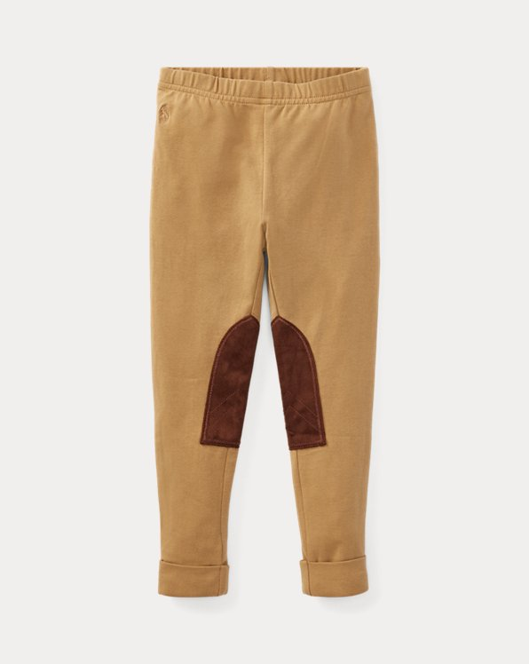 폴로 랄프로렌 여아용 레깅스 Polo Ralph Lauren Jodhpur Legging,Military Drill