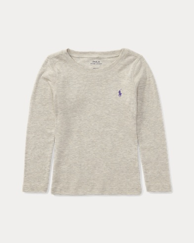 Pony Long-Sleeved Tee