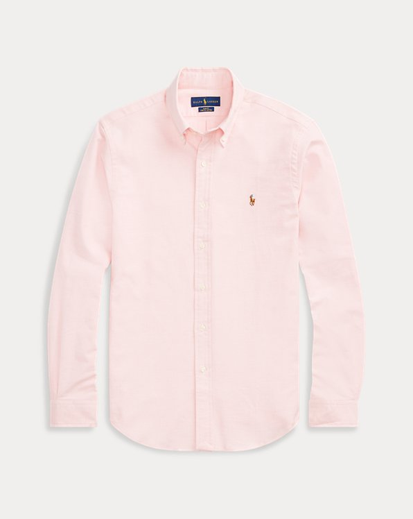 Slim Fit Stretch Oxford Shirt