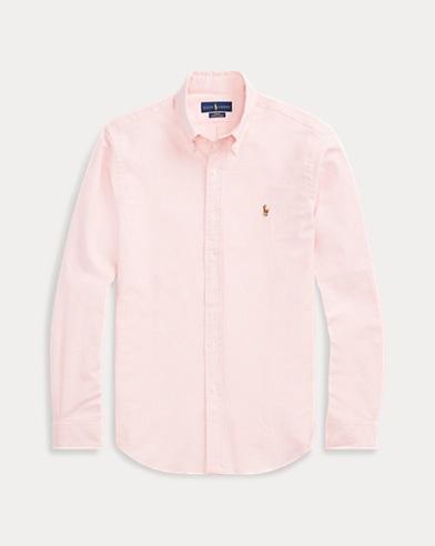 Slim Fit Stretch Oxford Shirt
