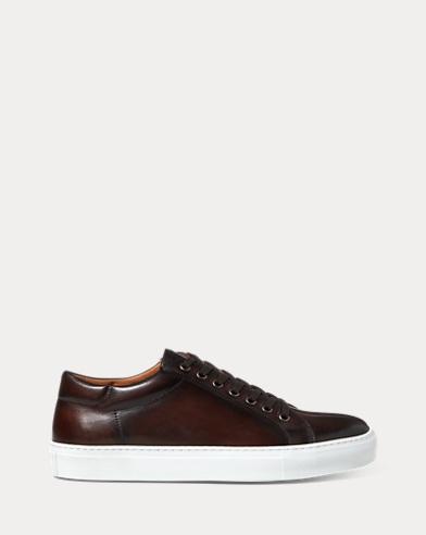 Sneaker Severn in vitello