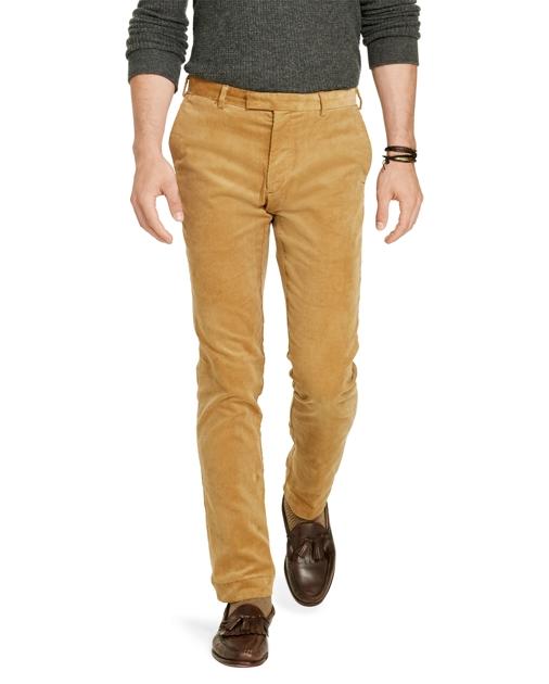 7e973cfe33d685 Polo Ralph Lauren Slim-Fit Stretch Corduroy Trouser 1