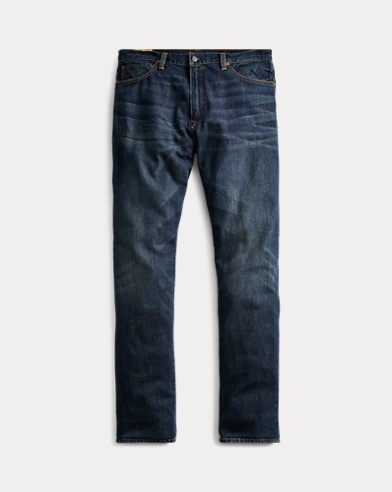Straight-Fit Jeans Hampton