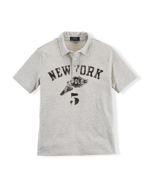 a29e98360 Boys 2-7 Screen-Printed Polo Shirt 1
