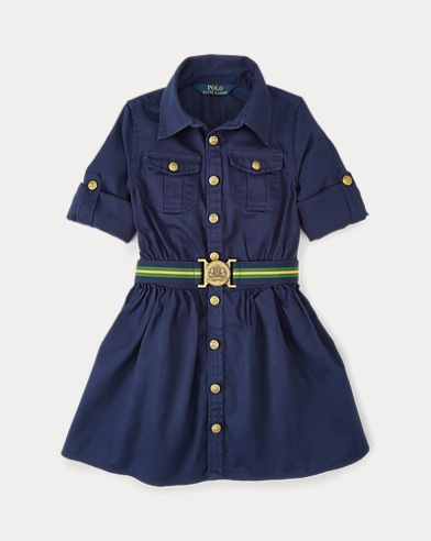 Chino Shirtdress