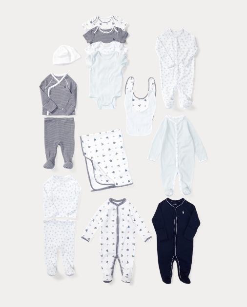 Baby Boy Boy 16-Piece Gift Box Set 2