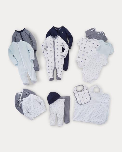 Baby Boy Boy 16-Piece Gift Box Set 3