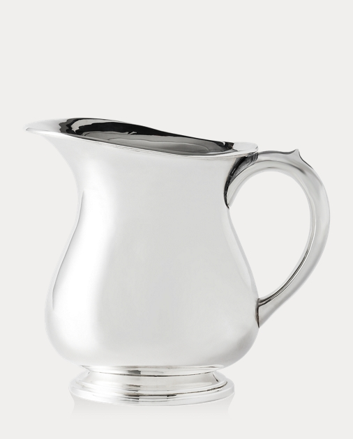 Durban Silver-Plated Pitcher