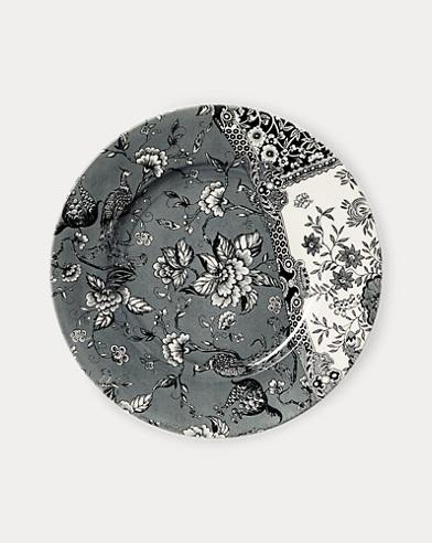 Engravers Salad Plate
