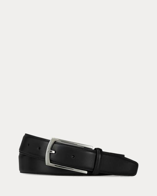 Ralph Lauren Cinturón de piel de becerro 1