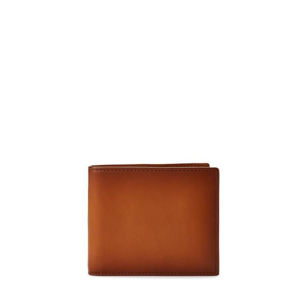 Polo Ralph Lauren Hand-Burnished Vachetta Wallet