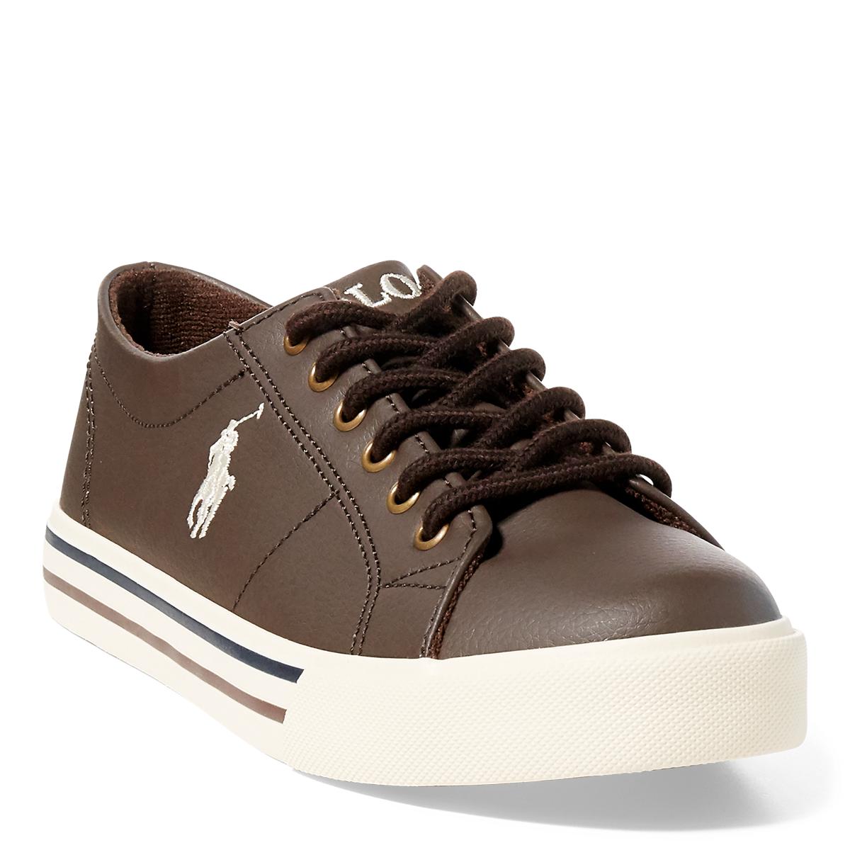 1450ed3ac401ed Scholar Faux-Leather Sneaker - Sneakers Big Kid (sizes 3.5-7 ...