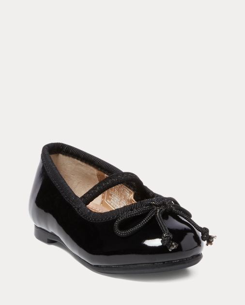 Toddler Nellie Leather Ballet Flat 2