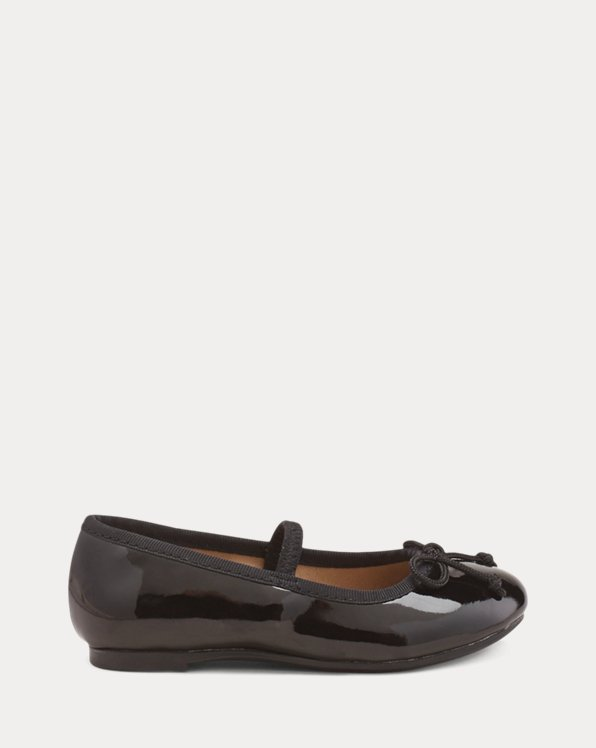 Nellie Leather Ballet Flat