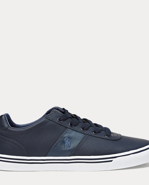 91e3314355d42 Hanford Leather Sneaker