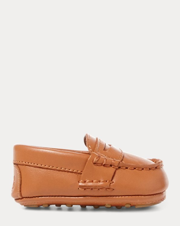 Polo Ralph Lauren Telly Leather Loafer