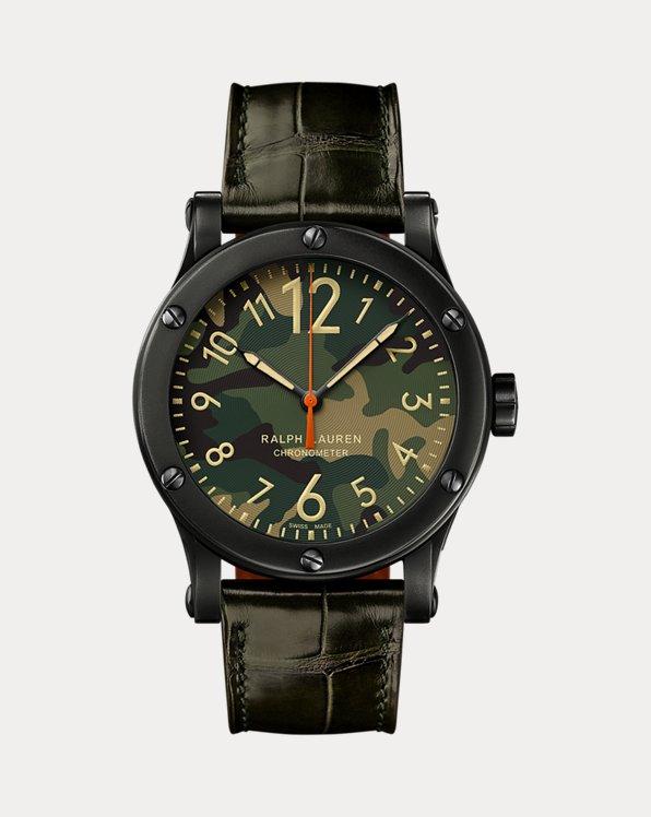 45MM Chronometer Steel