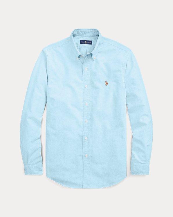 La chemise Oxford emblématique