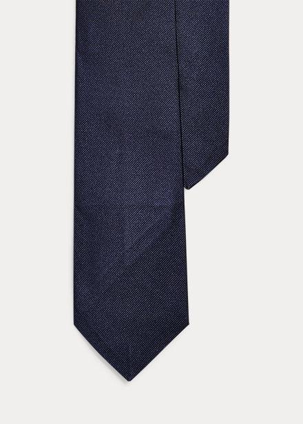 Polo RalphLauren Silk Repp Narrow Tie