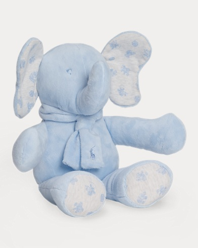 Medium Plush Elephant