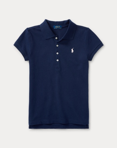 d0e1bf25f Polo Shirts For Girls' | Ralph Lauren UK