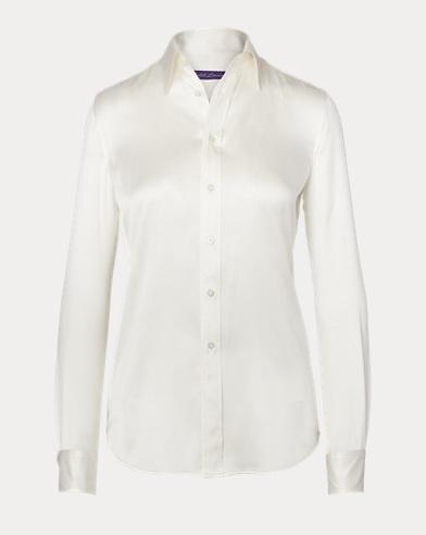 Cindy Silk Shirt