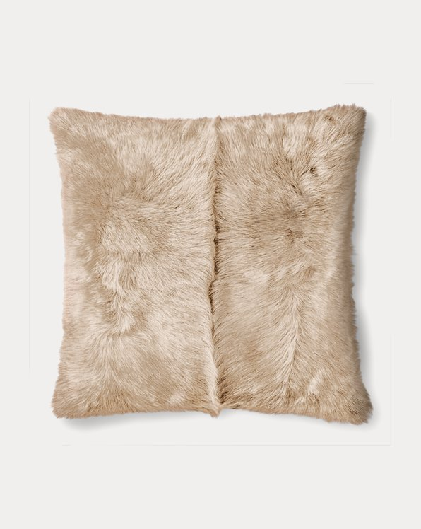 Brighton Shearling Pillow