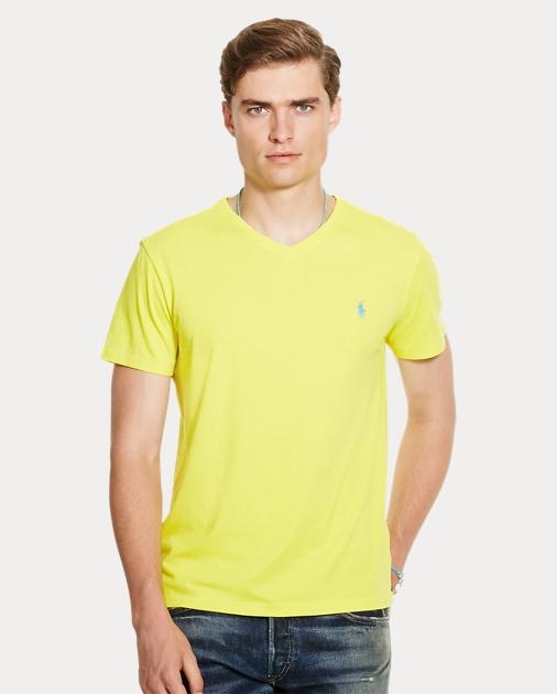 63f7d8513a9a Polo Ralph Lauren Classic Fit V-Neck T-Shirt 1