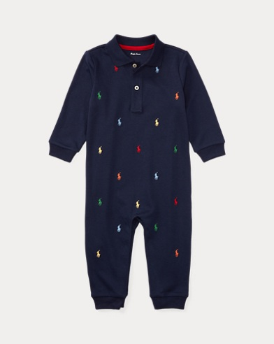 Cotton Interlock Coverall