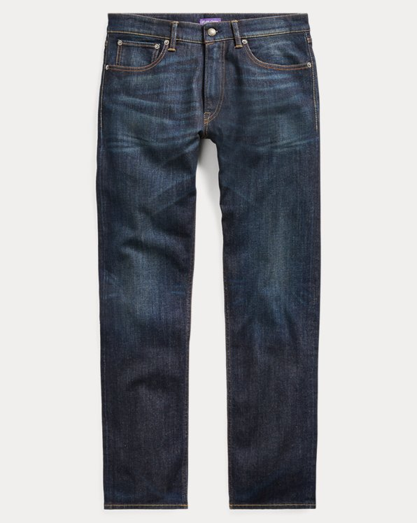 Straight-Fit Stretchjeans