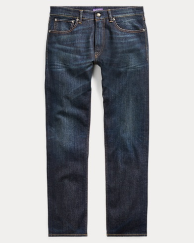 Straight Fit Stretch Jean