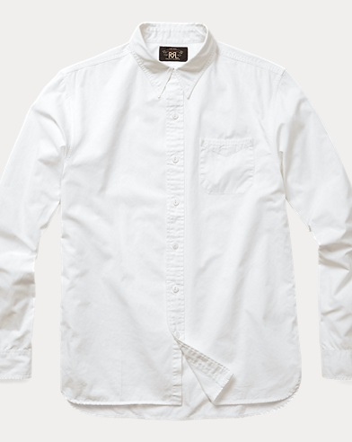 Railman Cotton Twill Workshirt