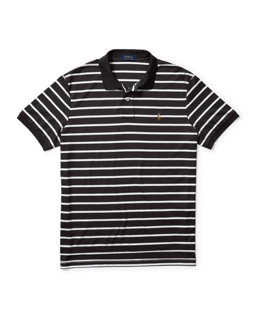 3e4830f3 Striped Pima Soft-Touch Polo