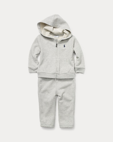 Cotton French Terry Active Set