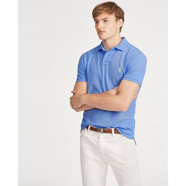 Polo Ralph Lauren The Iconic Mesh Polo Shirt (Multiple Color)