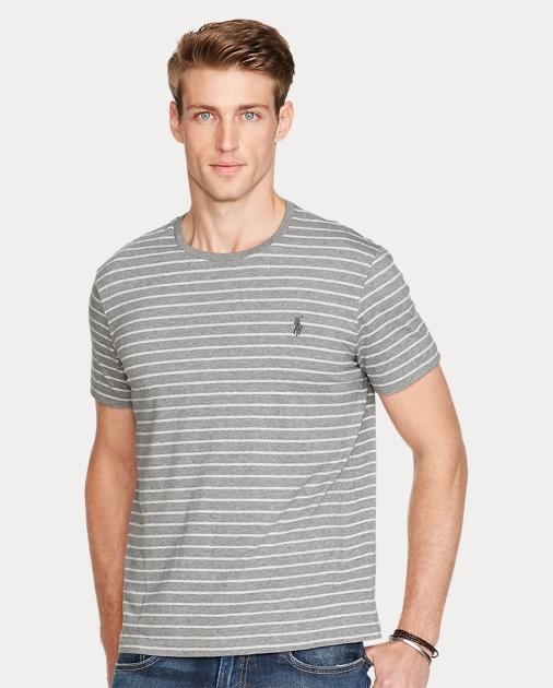 57290b28319 Polo Ralph Lauren Custom Fit Cotton T-Shirt 1