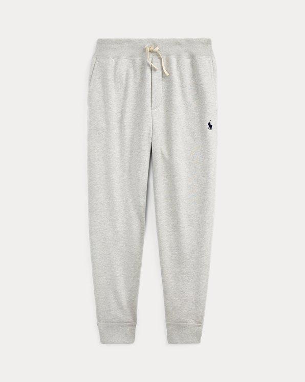 Cotton-Blend-Fleece Trouser