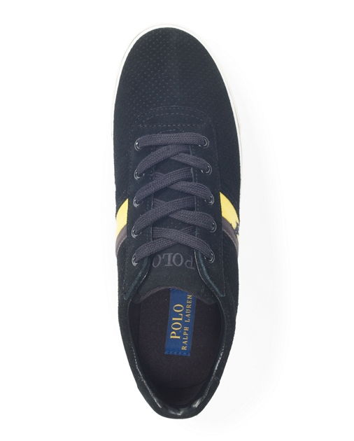 e92c16c1a77 Polo Ralph Lauren Hanford Perforated Sneaker 2