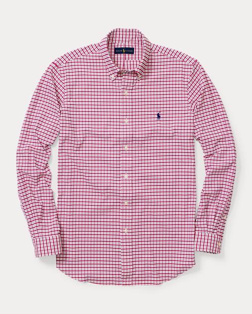 6ff5c8f44 Polo Ralph Lauren Classic Fit Performance Shirt 1