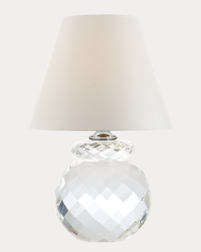Daniela Crystal Accent Lamp
