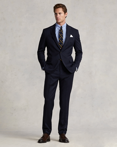 b696856d8f62b7 Men's Suits & Tuxedos in Wool, Silk, & Velvet | Ralph Lauren