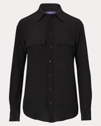 Antoinette Silk Shirt