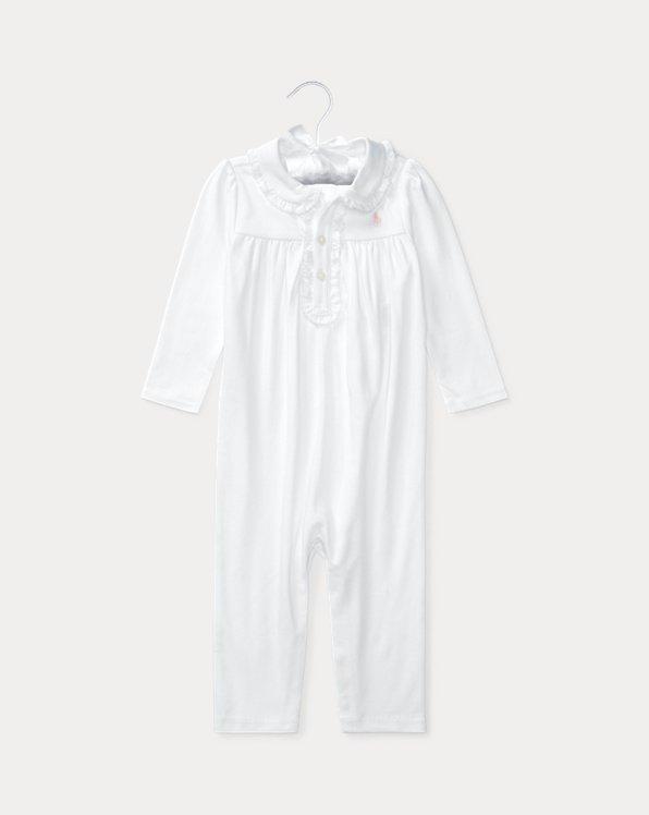 Combinaison Polo en coton