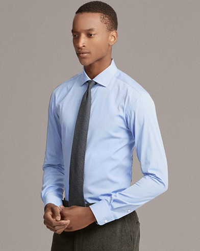 Tailored Fit End-on-End Shirt
